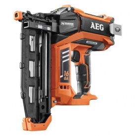 Гвоздезабиватель аккумуляторный AEG B 16N 18-0 каркас (4935451533)
