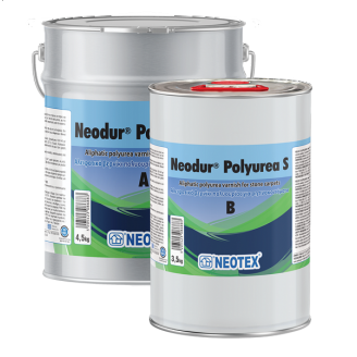 Прозрачная полимочевина Neodur Polyurea S
