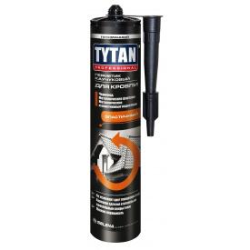 Герметик каучуковый для кровли TYTAN Professional 310 мл прозрачный