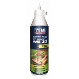 ПВА клей для древесины TYTAN Professional Д3 500 г белый