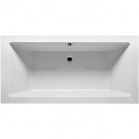 MODO ванна 180x80 см прямоугольная центральный слив с ножками SN 7
