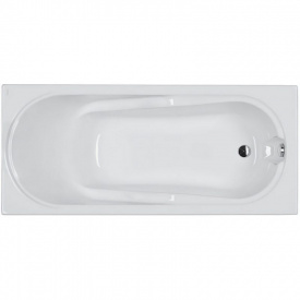 COMFORT ванна 150x75 см прямоугольная с ножками SN 7