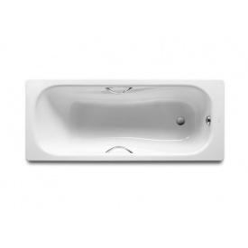 PRINCESS ванна 150x75 см прямокутна з ручками без ніжок