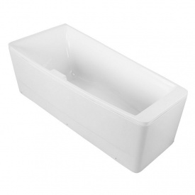 Ванна 170x75x63 см асимметричная левая без гидромассажа