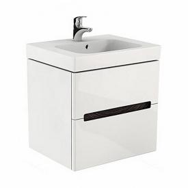 MODO шкафчик под умывальник 60x65x48 см белый глянец/венге