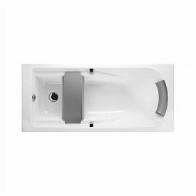 COMFORT PLUS ванна 170x75 см прямоугольная с ручками с ножками SNC 1