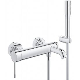 ESSENCE смеситель для ванны однорычажный с душевым набором