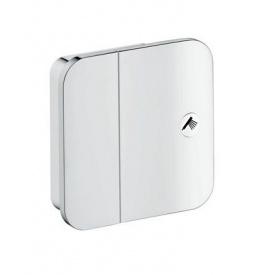 Axor One Запорный вентиль скрытый монтаж хром