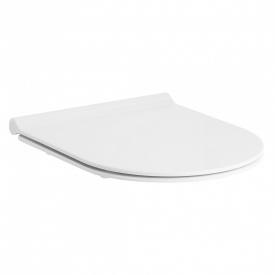 NEMO сиденье для унитаза твердое Slim slow-closing метал крепления