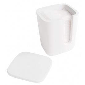 Коробочка для спонжиков 70x70x105 мм каменная Solid surface