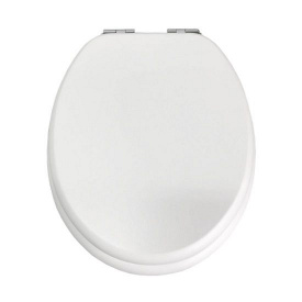 DON GRANDES сиденье для унитаза твердое slow-closing цвет белый