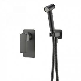 GRAFIKY набор смеситель скрытого монтажа с гигиеническим душем