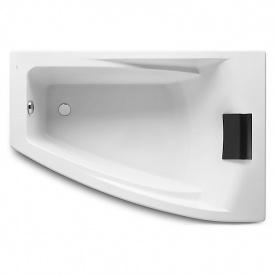 HALL ванна 150x100 см угловая правая версия с интегр подлокотниками с подголовником и регулир ножками