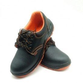 Туфлі робочі літні без металевого носка УРГЕНТ шкіра
