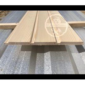 Вагонка дерев'яна з смереки 13x90 мм