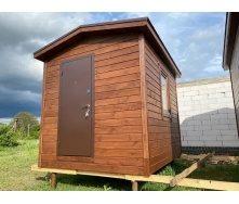 Бытовка деревянная, хозблок для дачи 3000х2500 мм