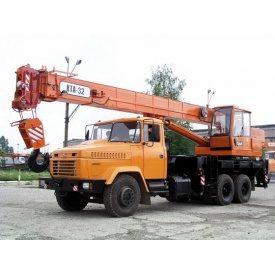 Аренда автокрана КТА- 28 28 т 22 м