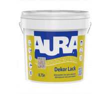 Лак Aura Dekor Lack 0,75 л