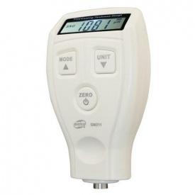 Цифровий товщиномір лакофарбових покриттів Fe/nFe 0-1800 мкм BENETECH GM 211