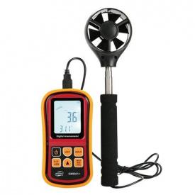 Анемометр-термометр 0,8-45 м/с -10-45°C BENETECH GM8901X