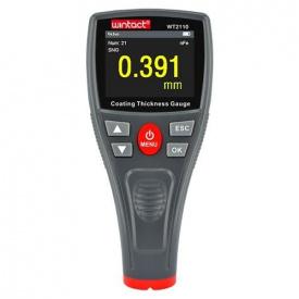 Толщиномер для авто Fe/nFe 0-1500 мкм WINTACT WT 2110