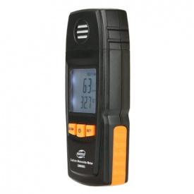 Детектор угарного газа CO + термометр 0-1000 ppm 0-50 градусов Цельсия BENETECH GM 8805
