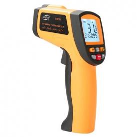 Інфрачервоний термометр -50-750 градусів Цельсія BENETECH GM700