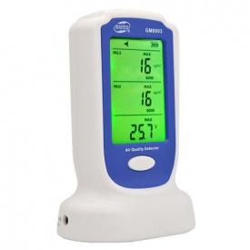 Датчик качества воздуха PM2,5 PM10 0-50°C BENETECH GM8803