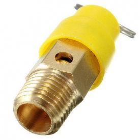 """Клапан сброса давления 1/4"""" 10 атмосфер AIRKRAFT SP009-10"""