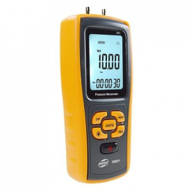 Дифференциальный микроманометр USB ±10 кПа BENETECH GM511