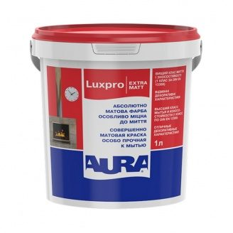 Фарба Aura Lux Pro ExtraMatt 1 л