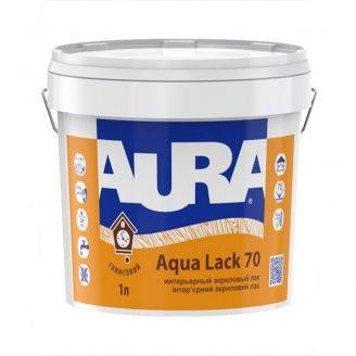 Лак Aura Aqua Lack 70 1 л