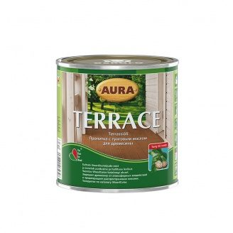 Масло для террас Aura Wood Terrace 0,9 л