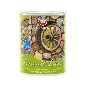 Лак Eskaro Granit Lakk водорастворимый 0,95 л