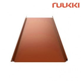 Фальцева покрівля Ruukki Classic C Polyester Цегляний (RR750)