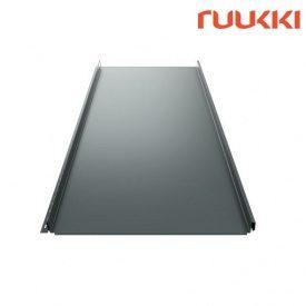 Фальцева покрівля Ruukki Classic C Polyester RM Гірський сірий (RR23)