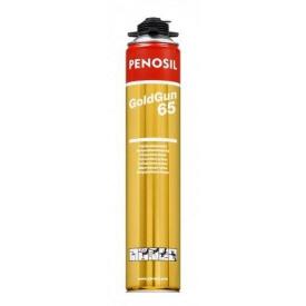PENOSIL Полиуретановая монтажная Пена Gold Gun 65 875ml