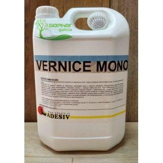 Лак для паркета и древесины Adesiv Vernice Mono 5 л