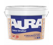 Фарба структурна Aura Dekor Struktur 10 л