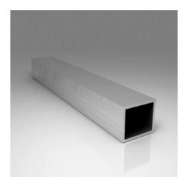 Труба квадратна B08 002 AlMgSi 25х25х1,5 мм