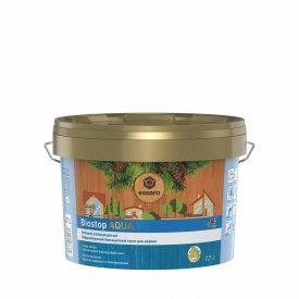 Водоразбавимая биозащитная грунтовка для древесины Eskaro Biostop Aqua V 2,7 л