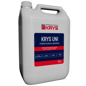 Комплексная добавка в бетон и раствор KRYS UNI