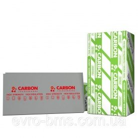 Пенополистерол ТехноНИКОЛЬ XPS Carbon Eko 1,18х0,58х50