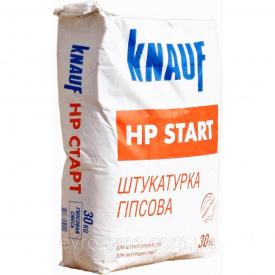 Штукатурка гіпсова НР Старт KNAUF 30 кг