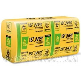 Утеплитель Isover Класик Плюс 100 5 м2