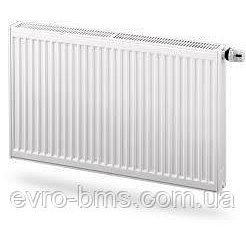 Радиатор стальной PURMO Ventil Compact низкоуглеродистая холоднокатаная сталь DC01 10 бар белый (RAL 9016)