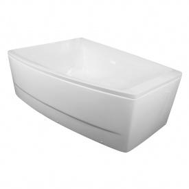 Ванна 170x120x63 см асиметрична ліва без гідромасажу