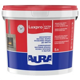 Фарба Aura Lux Pro ExtraMatt 5 л