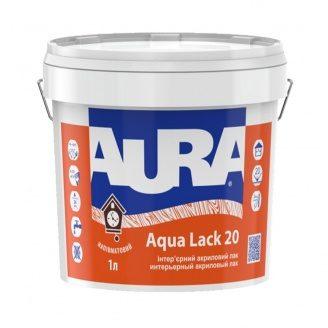 Лак Aura Aqua Lack 20 1 л