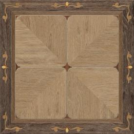 Плитка Golden Tile VALENCIA brown 400x400